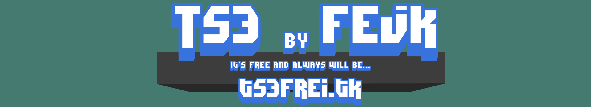 TS3 free server by Fejk